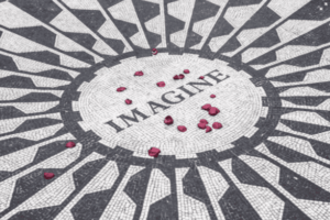 image de parement de sol avec le mot imagine